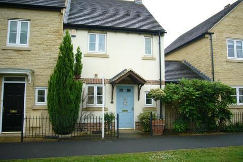2 bedroom semi-detached house to rent - Blackthorn Avenue,  Carterton, OX18 1GL