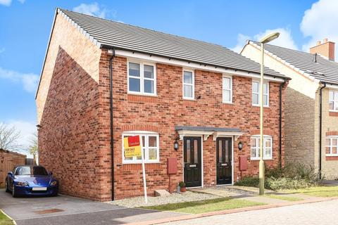 2 bedroom semi-detached house for sale - Upper Arncott,  Bicester,  OX25