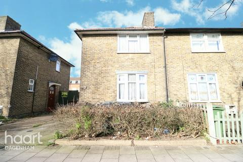 2 bedroom end of terrace house for sale - Hedgemans Road, Dagenham