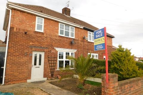 2 bedroom semi-detached house for sale - CHAUCER AVENUE, OXFORD ROAD, HARTLEPOOL