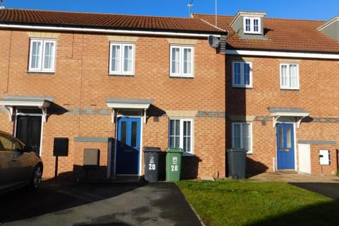 3 bedroom townhouse for sale - HARTOFT SQUARE, HART LANE, HARTLEPOOL