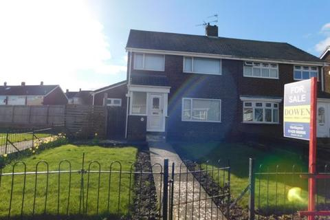 3 bedroom semi-detached house for sale - SPEARMAN WALK, CLAVERING, HARTLEPOOL