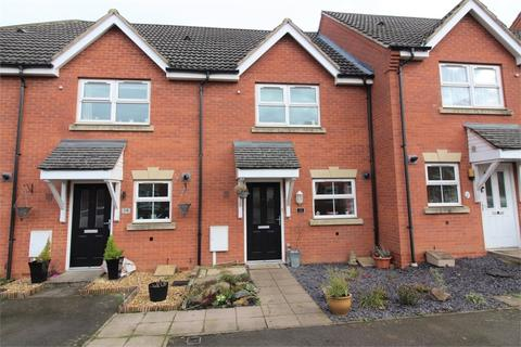 3 bedroom terraced house for sale - Tungstone Way, Market Harborough, Leicestershire