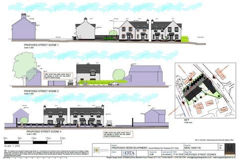 Land for sale - Anvil Road, Pimperne, Blandford Forum