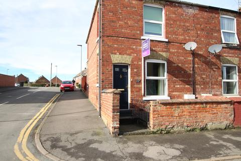 2 bedroom end of terrace house to rent - King Edward Street, Sleaford