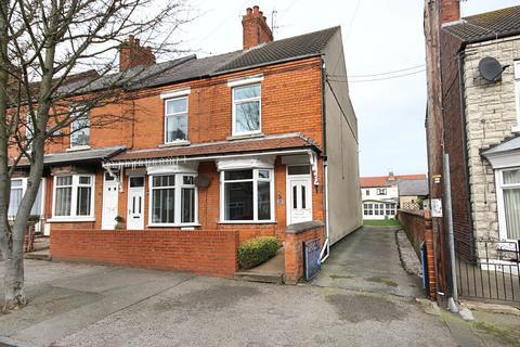 2 bedroom end of terrace house to rent - King Street, Hodthorpe, Worksop