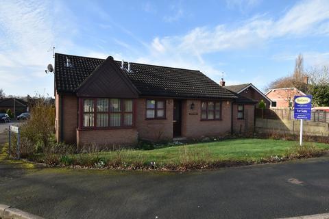 3 bedroom detached bungalow for sale - Christchurch Lane, Market Drayton