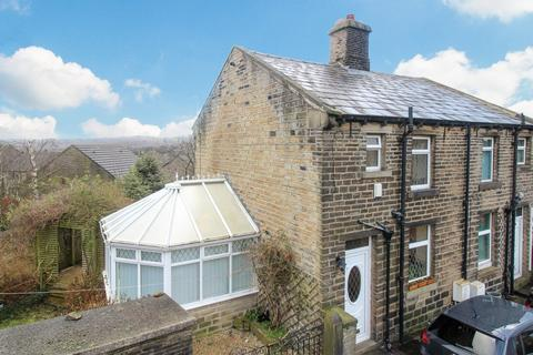 2 bedroom end of terrace house for sale - The Hollow, Meltham