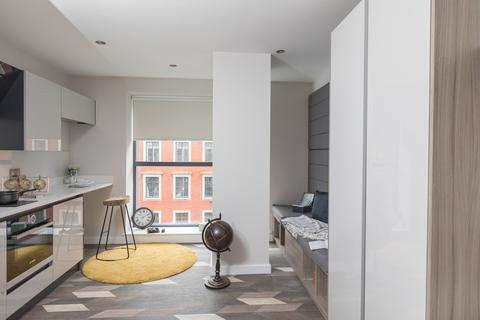 Studio to rent - Princess Street, Manchester, City Centre