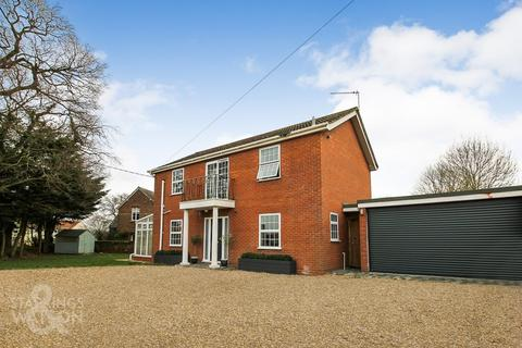 3 bedroom detached house for sale - The Street, Tivetshall St. Mary, Norwich