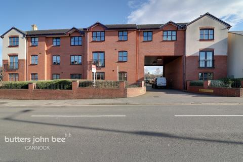 1 bedroom apartment for sale - Badgers Court 94 Hednesford Road, CANNOCK