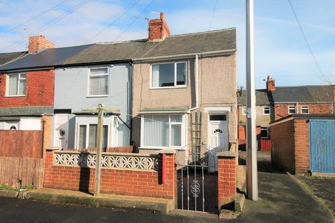 3 bedroom end of terrace house to rent - Findon Avenue, Sacriston, Durham