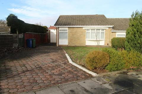 2 bedroom semi-detached bungalow for sale - Thornley Close, Whickham