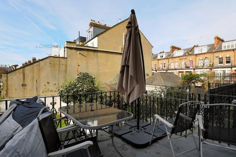 1 bedroom flat to rent - St Dunstans Road, Hammersmith, W6