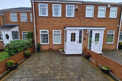 2 bedroom terraced house for sale - Lanchester Green, The Chesters, Bedlington