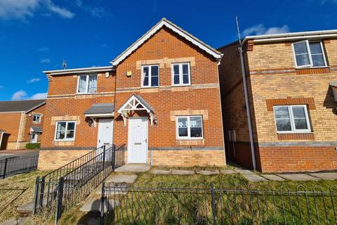 3 bedroom semi-detached house for sale - Rayburn Court, Blyth