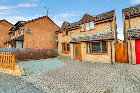 4 bedroom detached house for sale - Southernwood Drive, Woodhall Park, Swindon, SN2