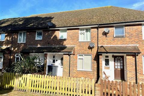 3 bedroom terraced house for sale - Springfield Gardens, Worthing, West Sussex, BN13 2DF