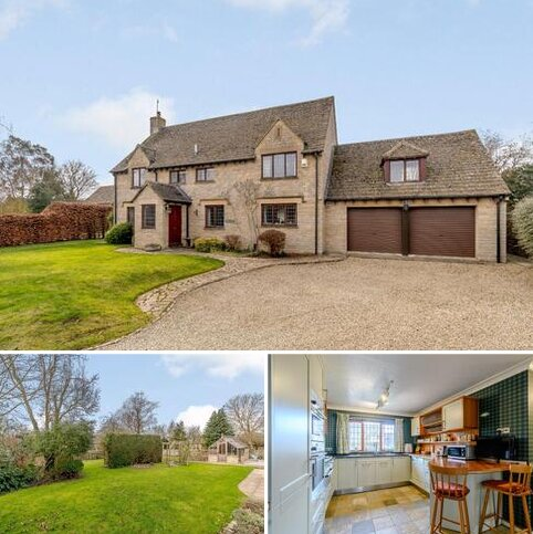 3 bedroom detached house for sale - Beech Lea, Meysey Hampton, Cirencester
