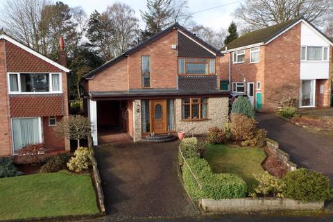 4 bedroom detached house for sale - Cranwood Road, Stoke-On-Trent