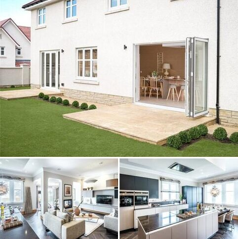 5 bedroom detached house for sale - Plot 37, The Waverley, The Avenue At Ravelrig Heights, Newlands Road, Balerno, EH14