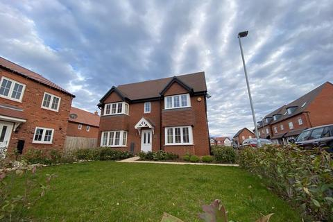 3 bedroom detached house to rent - Daffodil Gardens, Edwalton, Nottingham, NG12 4HT