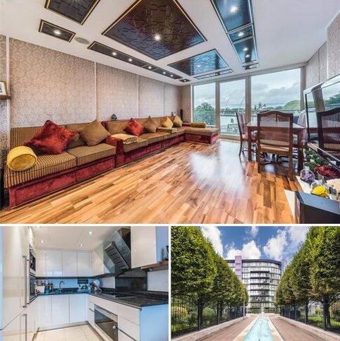 3 bedroom flat to rent - Centurion Building, 376 Queenstown Road, London, SW8