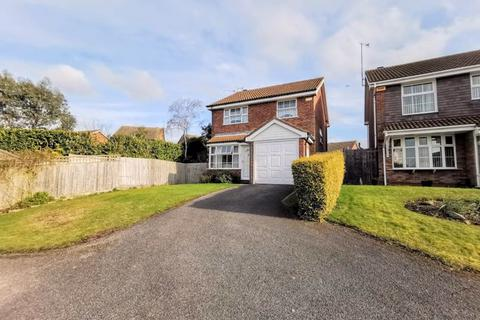 3 bedroom detached house for sale - Thorp Close, Aylesbury