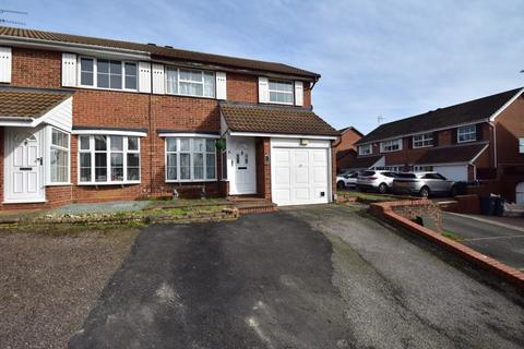 3 bedroom semi-detached house for sale - Corinium Gardens, Luton