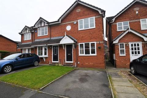 2 bedroom end of terrace house for sale - Gordon Road, Manchester