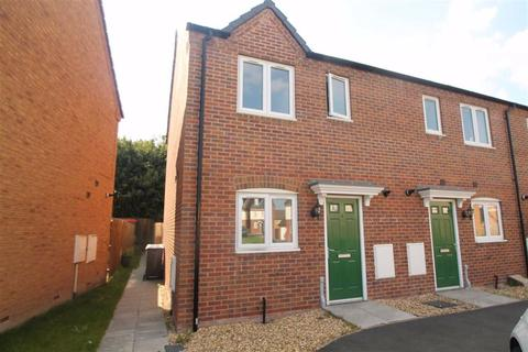 2 bedroom end of terrace house to rent - Thomas Penson Road, Gobowen, Shropshire