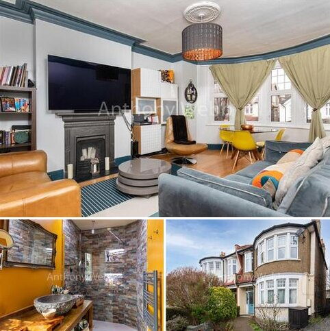3 bedroom flat for sale - Lakeside Road, Palmers Green
