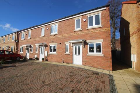 2 bedroom terraced house for sale - The Sidings, Bishop Auckland