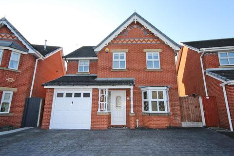 4 bedroom detached house to rent - Coppice Green, Westbrook, Warrington, WA5