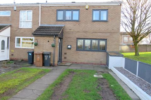 4 bedroom end of terrace house for sale - Singer Croft, Smithswood, Birmingham, B36