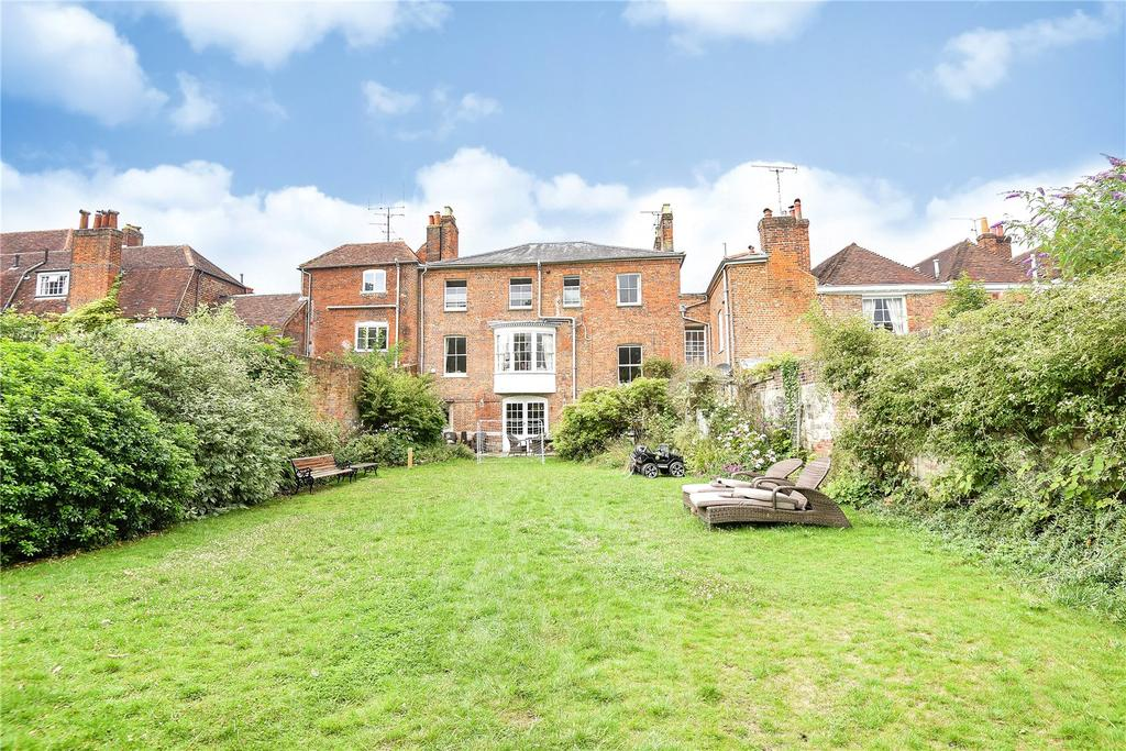 6 Bedrooms Terraced House for rent in Kingsgate Street, Winchester, Hampshire, SO23