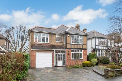 4 bedroom detached house for sale - Brabourne Rise, Beckenham, BR3