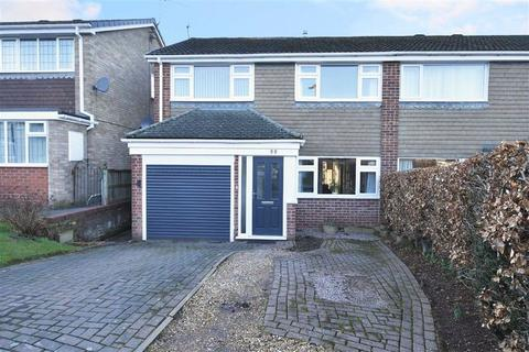 3 bedroom semi-detached house for sale - Coopers Close, Leek