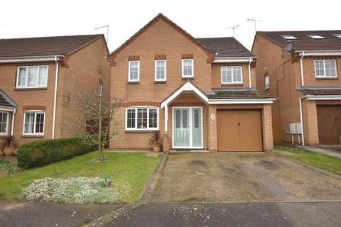 4 bedroom detached house for sale - Ilex Close, Hampton Hargate, Peterborough