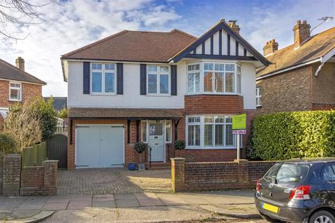 4 bedroom detached house for sale - Browning Road, Worthing