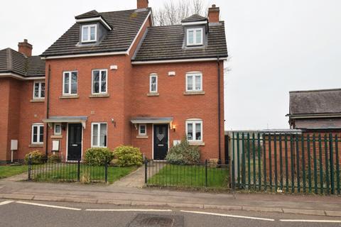 3 bedroom townhouse for sale - Mallard Court, Oakham
