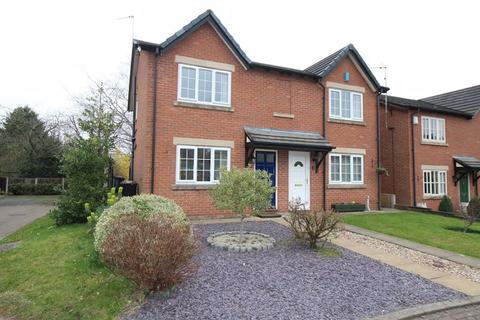 2 bedroom semi-detached house to rent - Delves Broughton Close, Haslington