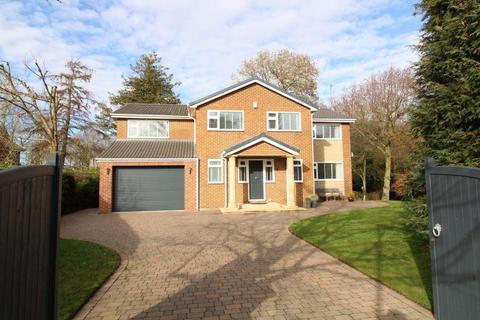 5 bedroom detached house for sale - Meadowvale, Darras Hall, Newcastle Upon Tyne, Northumberland