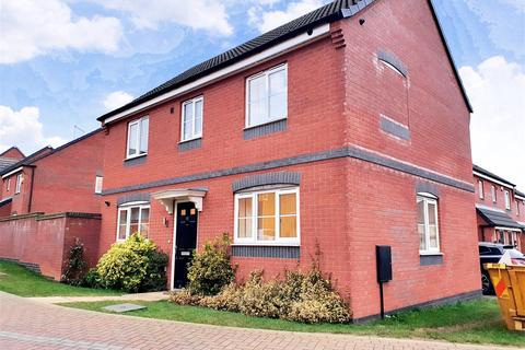3 bedroom detached house for sale - Long Swath Way, Birstall, Leicester