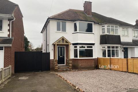 3 bedroom semi-detached house for sale - Poplar Road, Stourbridge