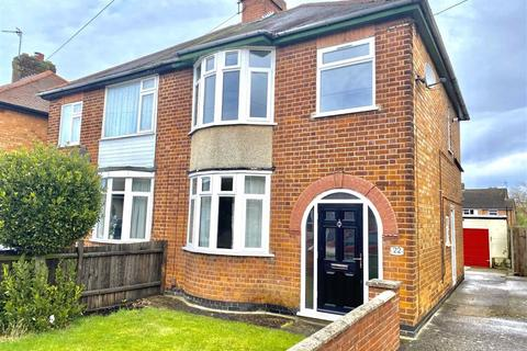 3 bedroom semi-detached house for sale - Netherley Road, Hinckley