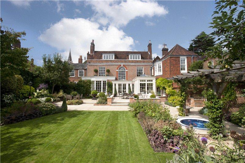 8 Bedrooms Detached House for sale in Mulberry House, St. Thomas Street, Winchester, Hampshire, SO23