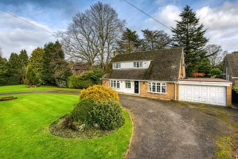 4 bedroom detached house for sale - 59, Woodthorne Road South, Tettenhall, Wolverhampton, WV6