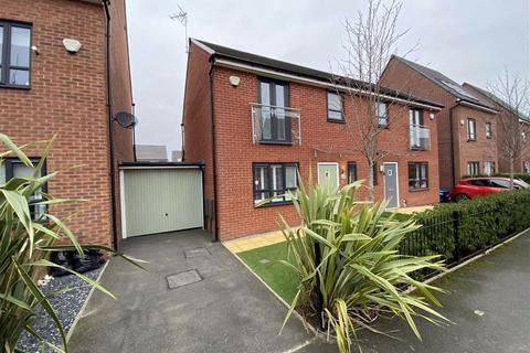 3 bedroom semi-detached house for sale - Delaney Way, New Broughton