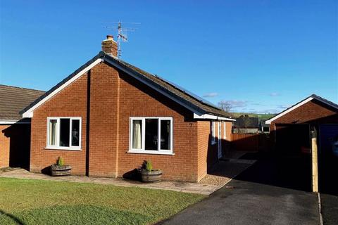 3 bedroom bungalow for sale - The Ridge, Bishops Castle, Shropshire, SY9
